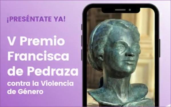 Convocatoria Premio Francisca de Pedraza